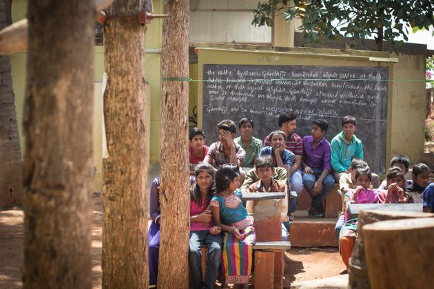 This Rural School Teaches Only 'Out of System' Children and Achieves 100%
