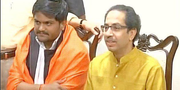 Hardik Patel To Be Shiv Sena's Face In Gujarat Polls, Says Uddhav