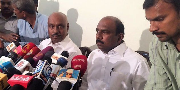 AIADMK Dubs Veteran Leader PH Pandian A 'Betrayer' Trying To Split