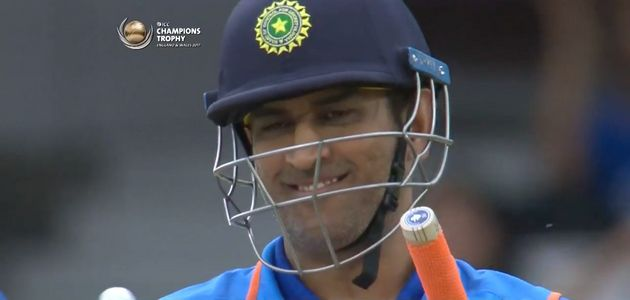 How MS Dhoni Left Many Stunned At A Warm-Up Match Against New