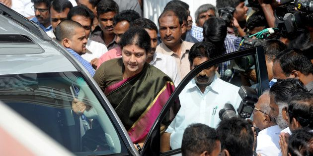 Panneerselvam Has Betrayed Amma By This 'Evil Act', Joined Hands With DMK, Claims