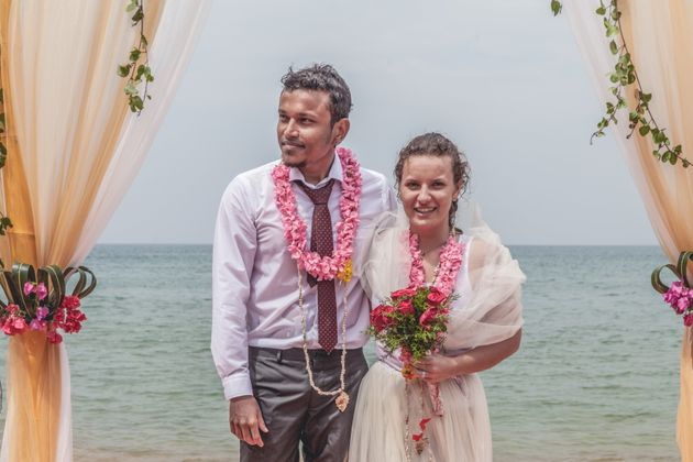 This Indo-Slovenian Couple Took The Plunge With A Stunning Underwater