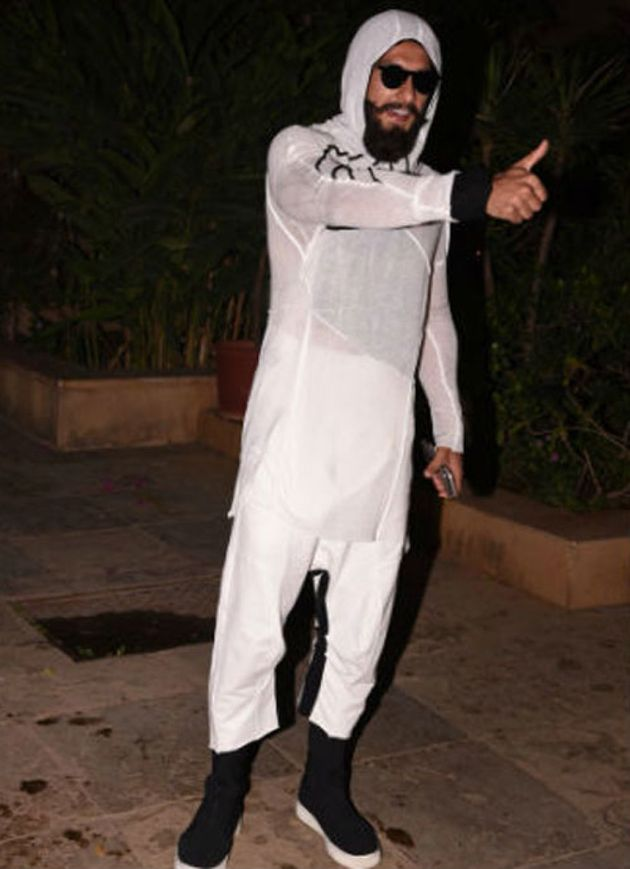 Anil Kapoor Has Thrown A Fashion Challenge At The Young Turks Of Bollywood And Ranveer Singh Will Win