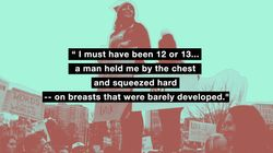 Indian Women And Men Have Found A Way To Share Their Stories Of Being Sexually Abused. And