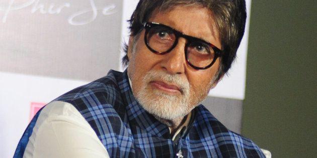 Amitabh Bachchan's Remarks On Priyanka Chopra's #DressGate Prove He's A Fair-Weather