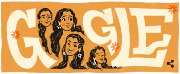 Google Honours Actress Nutan With A Poignant Doodle On Her 81st Birth