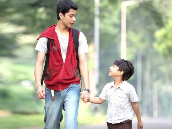 Rajat Barmecha as the 17-year-old Rohan in a still from 'Udaan'