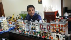 Is This 42-Year-Old Bangalorean India's Greatest Lego