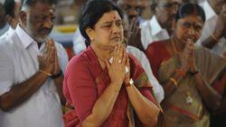 Sasikala To Meet Governor Vidyasagar Rao Along With Her