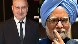 Anupam Kher To Play Former PM Manmohan Singh In 'The Accidental Prime