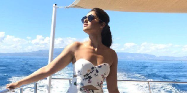 These Photos From Ileana D'Cruz's Fiji Vacation Will Make You Want To Pack Your