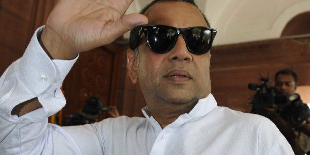 Paresh Rawal Can't Really Make Up His Mind About Working With Pakistani