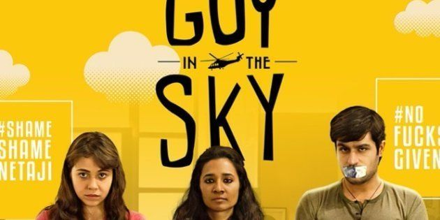 Official Poster of 'Guy in the Sky'