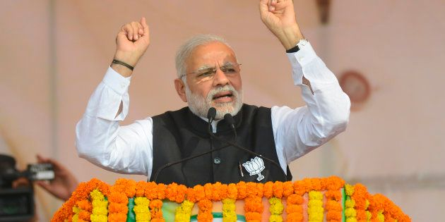 Won't Conceal Opposition's Corrupt History, Modi Warns