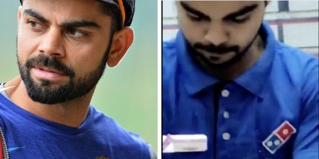 Virat Kohli's Doppelganger Was Spotted In Karachi, And The Internet Can't Handle
