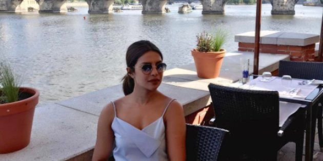 Photos From Priyanka Chopra's #PragueDiaries Are Giving Us All Major Vacation