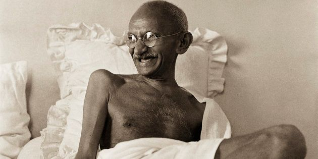 These Rare Photographs Offer Intimate Glimpses Of Mahatma Gandhi In His  Last Decade | HuffPost India Life