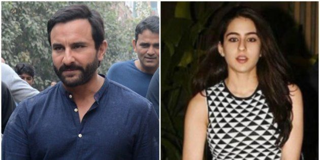 Saif Ali Khan Has Some Serious Concerns About Daughter Sara Ali Khan Joining