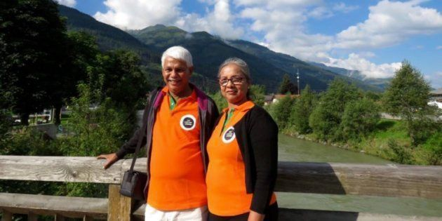 This Mumbai Couple Drove Across 52 Countries In 8 Months And Donated ₹10 For Every KM They