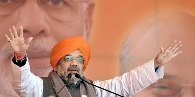 Why Amit Shah Is Going Soft On Mayawati's