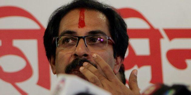 Shiv Sena chief Uddhav