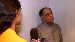 Watch This Oddly Satisfying Video Of Pahlaj Nihalani Cornered In An Elevator By A