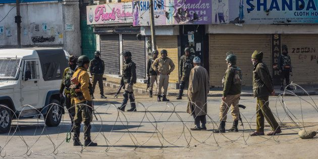 Valley-Wide Strike In Kashmir To Protest Civilian Killings In