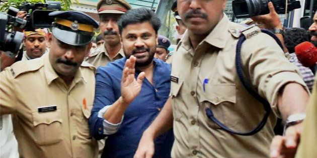 Malayalam actor Dileep, who was arrested in connection with the abduction and assault case of a South...
