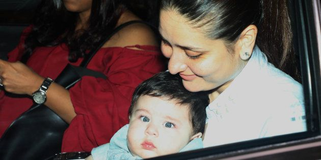 Kareena Kapoor Has The Perfect Response To Those Mom-Shaming Her For Leaving Her Baby And Going To The