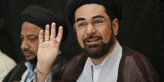 The Leader Of The Shia Muslims Praises BJP, Protests The 'Secular Alliance' And Prefers