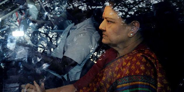 Sasikala To Eat Jail Food And Share Cell With Two Other