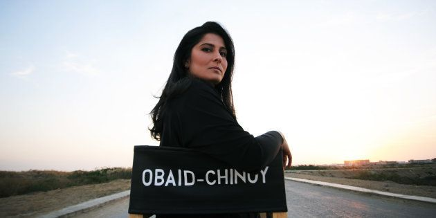 Pakistani filmmaker Sharmeen