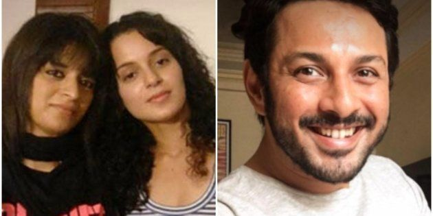 In Just 6 Tweets, Rangoli Ranaut Demolished Apurva Asrani's Nepotism Charges Against Sister
