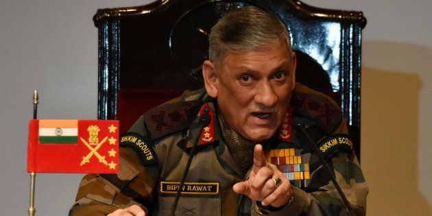 Tough Action Against Those Who Create Hurdles In Our Ops, Army Chief To
