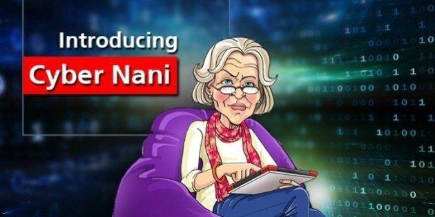 Cyber Nani Decodes Cyber Theft