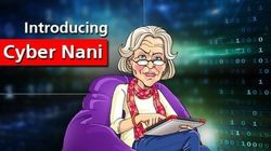 Cyber Nani Decodes Cyber Theft
