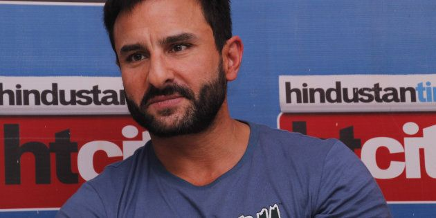 Saif Ali Khan Blames The Media For Bollywood's Nepotism, And He Isn't Entirely
