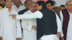 Desire For Power Brings About An Uneasy Truce In The Yadav
