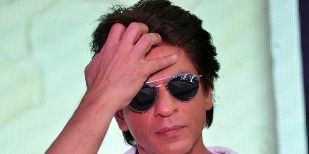 When You Want To Dodge A Tricky Question On Nepotism, Do It Like Shah Rukh