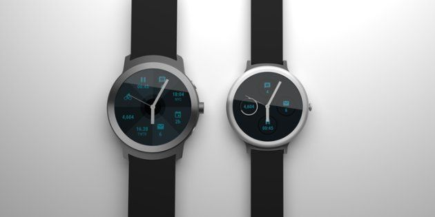 First Renders Of Google Smartwatches