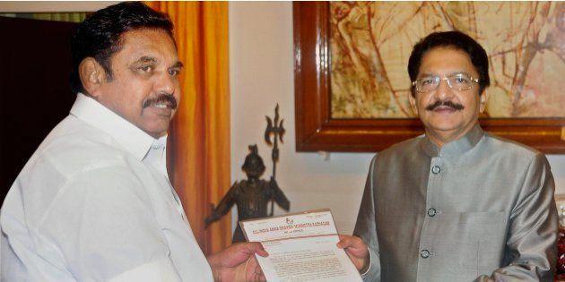 Tamil Nadu CM Expects To Sail Through Trust Vote