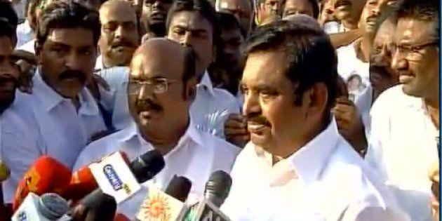 Panneerselvam Worked Against Amma's Govt, Says TN CM