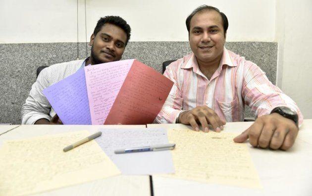 Sandeep Manna and Sumanyu