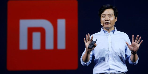 Lei Jun, founder and CEO