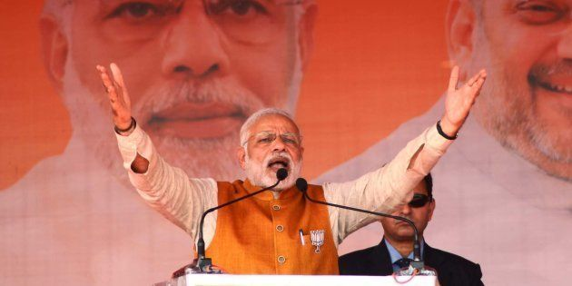 'If There Is Electricity In Ramzan, It Should Also Be There On Diwali', Says Modi In