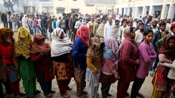 61.16 % Voter Turnout Recorded In The Third Phase Of UP Assembly