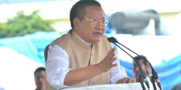 Nagaland CM T.R. Zeilang Quits Over Agitation Against Women's