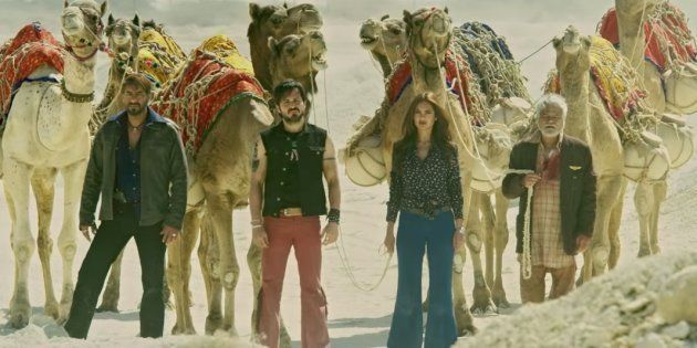 'Baadshaho' Is One Of The Best Heist Films To Come Out Of