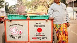 This Is What Happens When People Dispose Used Sanitary Napkins, Diapers Without Marking