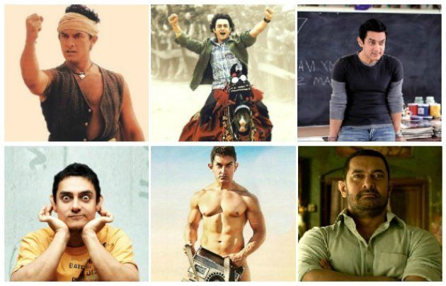 Aamir Khan's most iconic roles in the new
